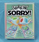 Click to view larger image of Shakin� Sorry! Game, Parker Brothers, 1992 (Image2)