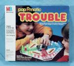 Click to view larger image of Pop-O-Matic Trouble, Milton Bradley, 1993 (Image2)