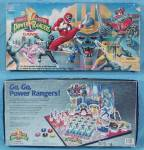 Click to view larger image of Mighty Morphin Power Rangers Game, Milton Bradley, 1994 (Image2)