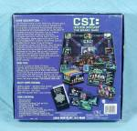 Click to view larger image of CSI: The Board game, CBS Broadcasting, Inc., 2004 (Image3)