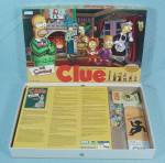 Click to view larger image of The Simpson's Clue Game, 2nd Edition, Parker Brothers, 2002 (Image4)