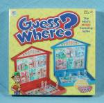 Click to view larger image of Guess Where? Game, Milton Bradley, 2004 (Image2)