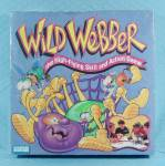 Click to view larger image of Wild Webber Game, Parker Brothers, 1992                                       (Image2)