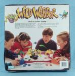 Click to view larger image of Wild Webber Game, Parker Brothers, 1992                                       (Image3)
