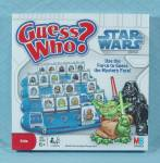 Click to view larger image of Guess Who? Star Wars Edition, Milton Bradley, 2008 (Image2)