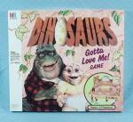 Click to view larger image of Dinosaurs, Gotta Love Me! Game, Milton Bradley, 1991 (Image2)