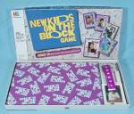 Click to view larger image of New Kids on the Block Game, Milton Bradley, 1990 (Image4)