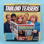 Click to view larger image of Tabloid Teasers Game, Pressman, 1991 (Image2)