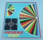 Click to view larger image of Kreskin's ESP Game, Milton Bradley, 1967 (Image5)