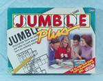 Click to view larger image of Jumble Plus Game, Cadaco, 1996 (Image2)