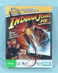 Click to view larger image of Indiana Jones DVD Adventure Game, Parker Brothers, 2008 (Image2)