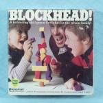 Click to view larger image of Blockhead! Game, Pressman, 1982 (Image2)