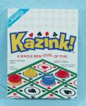 Click to view larger image of Kazink! Game, Jax Ltd., 2004 (Image2)