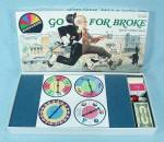 Click to view larger image of Go For Broke Game, Selchow & Righter, 1985 (Image4)