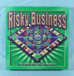Click to view larger image of Risky Business Game, Adventure Games, NIB, 2001 (Image2)