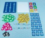 Click to view larger image of Scotland Yard Game, Milton Bradley, 1985 (Image5)