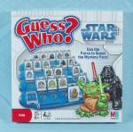 Click to view larger image of Guess Who? Star Wars Edition Game, Milton Bradley, 2008 (Image2)