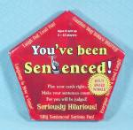 Click to view larger image of You've Been Sentenced! Card Game, McNeill Designs, 2005 (Image2)