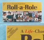 Click to view larger image of Roll-a-Role Game, Christian Version, Ungame, 1976 (Image2)