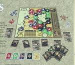 Click to view larger image of The Settlers of Canaan Game, Cactus Game Design, 2002, NIB (Image4)