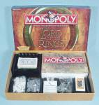 Click to view larger image of Monopoly, The Lord of the Rings Trilogy Edition Game, Parker Brothers, 2003 (Image4)