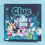 Click to view larger image of Clue, Disney, The Haunted Mansion Game, Parker Brothers, 2004 (Image2)