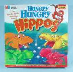 Click to view larger image of Hungry, Hungry Hippos, Game, Milton Bradley, 1994 (Image2)