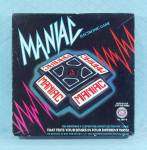 Click to view larger image of Maniac Electronic Game, IDEAL, 1979 (Image2)