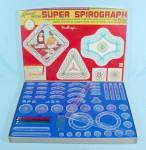 Click to view larger image of Super Spirograph, Kenner, 1969                                                              (Image3)