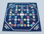 Quick Wit Game, The Games Gang, Ltd., 1987, Replacement Game Board and Score Sheet Pad