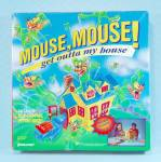 Click to view larger image of Mouse, Mouse! Get Outta My House Game, Pressman, 1994 (Image2)