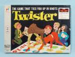 Click to view larger image of Twister Game, Milton Bradley, 1966 (Image2)