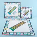 Click to view larger image of Triopoly Game, Reveal Entertainment, 1998 (Image6)