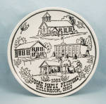 Sugar Maple Festival- Bellbrook, Ohio – Commemorative Plate – 1982/Limited