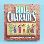 Click to view larger image of Bible Charades Game, Cook Communications, 1995, NIB (Image2)