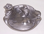 Click to view larger image of Art Nouveau Signed Inkwell (Image1)