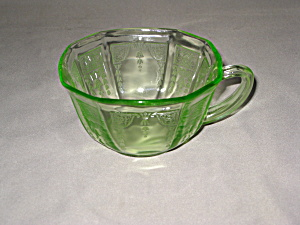 GREEN PRINCESS COFFEE CUP (Image1)