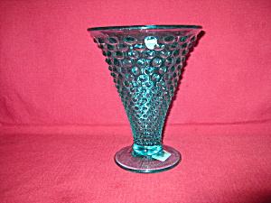 Fenton Hobnail Vase in Robin's Egg Blue (Image1)