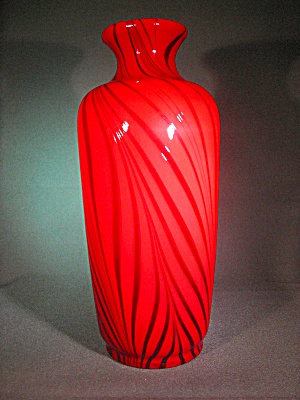 Fenton-Dave Fetty Pulled Feather Ruby Royale (Image1)