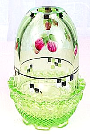 Fenton Key Lime Fairy Light (Image1)