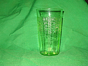 Rare Green Princess Ice Tea Tumbler