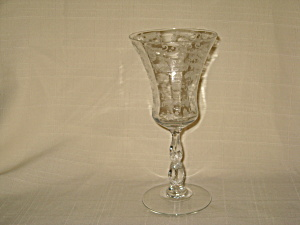 Cambridge Chantilly Footed Ice Tea Tumbler