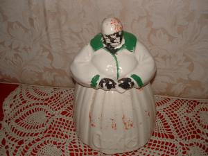 McCOY #17 MAMMY COOKIE JAR (Image1)