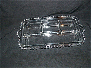 CANDLEWICK 4 PART TAB HANDLED RELISH DISH (Image1)