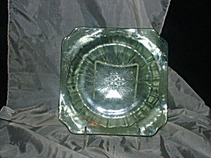 GREEN ADAM DEPRESSION SALAD PLATE (Image1)
