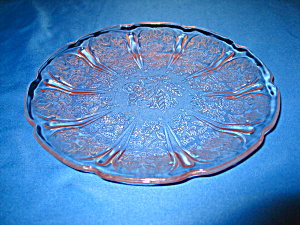 PINK CHERRY BLOSSOM SALAD PLATE (Image1)
