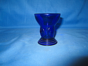 Moondrops Cobalt Blue Whiskey Tumbler