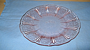 PINK CHERRY BLOSSOM DINNER PLATE (Image1)