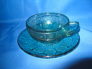DORIC AND PANSY CHILD�S CUP &  SAUCER SET (Image1)