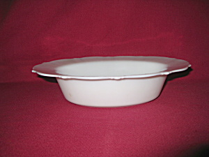 Monax American Sweetheart Oval Vegetable Bowl